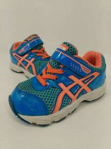 ASICS GT 1000 3 Toddler Boys Blue Athletic Sneakers Shoes Size K7