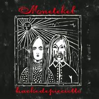 ALEXANDER HACKE/DANIELLE DE PICCIOTTOE - MENETEKEL  2 VINYL LP + MP3 NEU