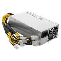 Bitcoin Miner AntMiner APW3++ PSU 1600W Power Supply for Antminer S9 S7 110V 220