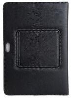 Samsung Galaxy Tab 1 & Tab 2 10.1 inch PU Leather Portfolio Case