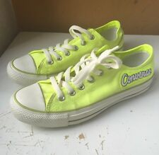 Converse All Star Giallo Fosforescente