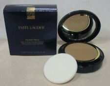 *Estee Lauder* Double Wear Stay In Place Powder Makeup {Rich Caramel} 5W2* *NEW*