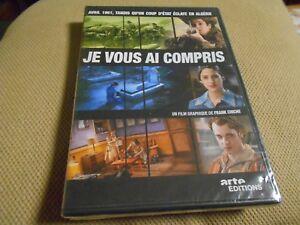 """DVD NEUF """"JE VOUS AI COMPRIS"""" film graphique de Franck CHICHE"""