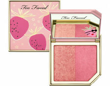 NEW In Box TOO FACED Fruit Cocktail Strawberry Scented Strobeberry Blush Duo