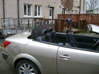 renault megane dynamique 1.5 dci , 106 convertible