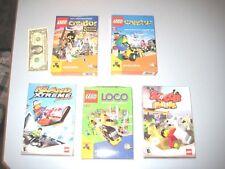 Lot of 5 New LEGO  PC  Big Box Edition Constructive  Creator Knights Kingdom +++