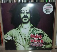 LP FRANK ZAPPA - LIVE AT BBC - PURPLE - BLACK SPLATTER
