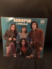 vinyl records- Scorpio - A Rohanas - VG Condition, Import.