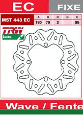 Disque de frein Arrière TRW Lucas MST443EC Kawasaki KX 65 KX65 2001-2017