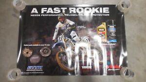 Yamaha YZ Jeremy Martin Dealer Exclusive Poster