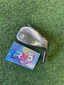 Miura Tour Milled 54• Black Wedge Built To Spec. One Only