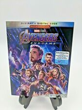 Marvel Avengers: Endgame (Blu-ray + Digital, 2019)