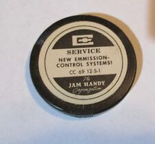 Vintage Jam Handy Training Film Clip New Emission Control Systems 60's Hot Rods