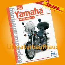 Yamaha XV 535 Virago REPARATURANLEITUNG Reparatur-Handbuch Buch Wartung