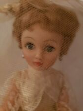 "Revelon Fashion Doll Circa 1950 14R Bridal Doll 19"" tall Beautiful Condition."