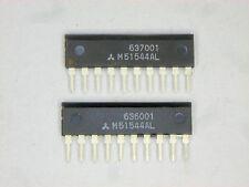 """M51544AL  """"Original"""" Mitsubishi  10P SIP IC  2 pcs"""