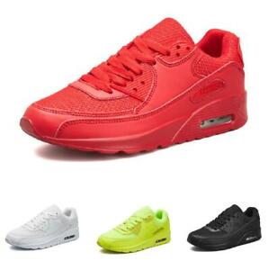 Mens Leisure Sneakers Shoes Outdoor Running Sports Trainer Non-slip Walking 45 B