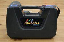 Sega Game Gear Carry Case Ascii Ware Hard Shell w/ Strap