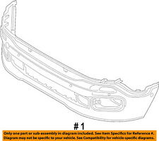 Jeep CHRYSLER OEM 15-18 Renegade-Bumper Cover 5XB40LXHAA