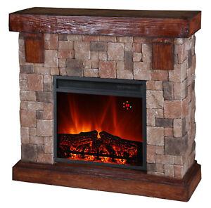 El Fuego Elektrokamin Dekokamin Kamin Ofen Heizer FB Modell Rocky Mountain AY685