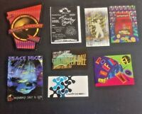 Vintage RAVE Flyers - SOUND FACTORY, WILLARDS WILD, PEACE FROG (Lot 131)