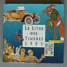 Le livre des timbres 1995 de La Poste | Livre | état bon