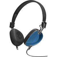 Skullcandy NAVIGATOR Wired Headphones- Refurb-BLUE