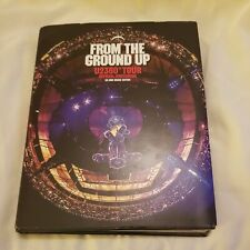 U2 From The Ground Up U2360 Tour Hardcover Book Fanclub Exclusive 2012