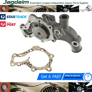 New Jaguar MK2, MK9, MK10, S-Type, E-Type Ser 1 Water Pump & Gasket C15694