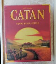 CATAN 5th Edition BOARD GAME  Catan Studios Trade Build Settle NEW