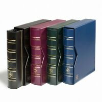 Lighthouse OPTIMA Classic Binder with Slipcase RED