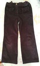 Pantalones de terciopelo Acanalado JACADI Marrón 6 años