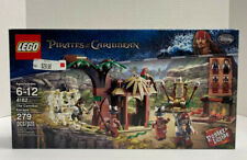 Lego Pirates of the Caribbean 4182 - The Cannibal Escape - Nib Sealed!