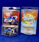 Hot Wheels RLC 41 Willys Gasser & Wonder Woman Invisible Jet