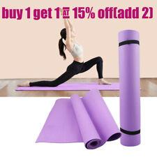 4MM EVA Gymnastic Sport Health Fitness Exercise Pad Women Sport Yoga Mat US