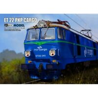 ORIGINAL PAPER-CARD MODEL KIT - LOCOMOTIVE ET22