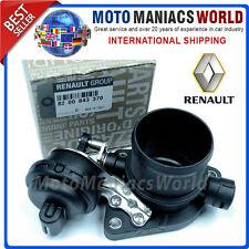 Throttle Body RENAULT MEGANE 2 MK2 ESPACE 4 MK4 DIESEL 1.9dCi New GENUINE OE !!!