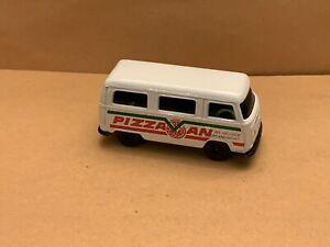 "Matchbox Superfast VW Dormobile Van ""Pizza Van"" Tampo Black Hubs"