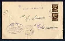 24610) ITALY 24.4.45 Posta Militare Conca Campania - Presenzano (NA)