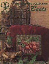 Vintage '97  BEETS CROSS STITCH  The Still Life Collection by JANET POWERS