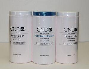 32 oz CND Perfect Color Sculpting Powder - Pink