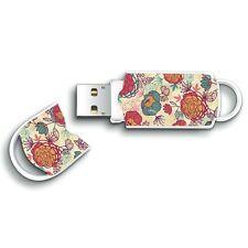 Integral Xpression 'Floral' 64GB USB 2.0 Flash Drive INFD64GBXPRFLORAL