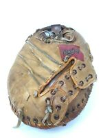 Rawlings Baseball Fielders Glove Catcher Mitt Nu Grip Streamlined Walker Cooper