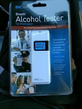 BACTRACK BREATH ALCOHOL TESTER T60 BREATHALYZER FREE SHIPPING