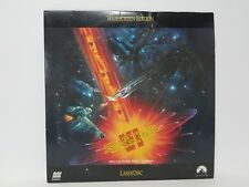 Star Trek VI: The Undiscovered Country Widescreen Laserdisc Movie