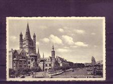 europa:11403 Briefmarken Gelaufene Ansichtskarte Köln Rheinpanorama. Ansichtskarten
