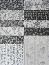 12 Papermania Capsule 6x6 Midnight Blush 2 Papers For Cardmaking & Scrapbooking