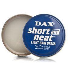DAX Wax Blue Short and Neat Light Hair Dress 99-Gram