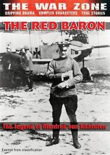 War Zone: The Red Baron - The Legend DVD NEW