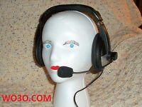 Headset MIC 4 FLEX 3000/1500 YAESU FT-857D FT-450 FT-897d FT-900 8 PIN MOD CONN